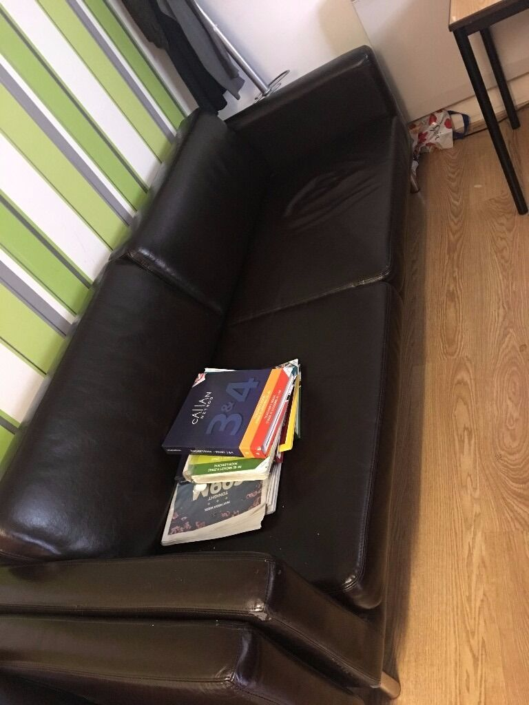 KEA LEATHER SOFA, GOOD CONDITION80in Seven Sisters, LondonGumtree - IKEA LEATHER LOOK SOFA, ITS IN A GOOD CONDITION. FOR £80 COLLECTION ONLY, NEXT TO SEVEN SISTERS STATION. IF INTERESTED PLEASE CALL ME ON 07855775546