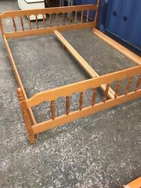 6ft wide bed and mattresses FREE DELIVERY PLYMOUTH AREA