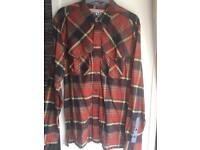 Mens Fly 53 designer shirt BNWT size L