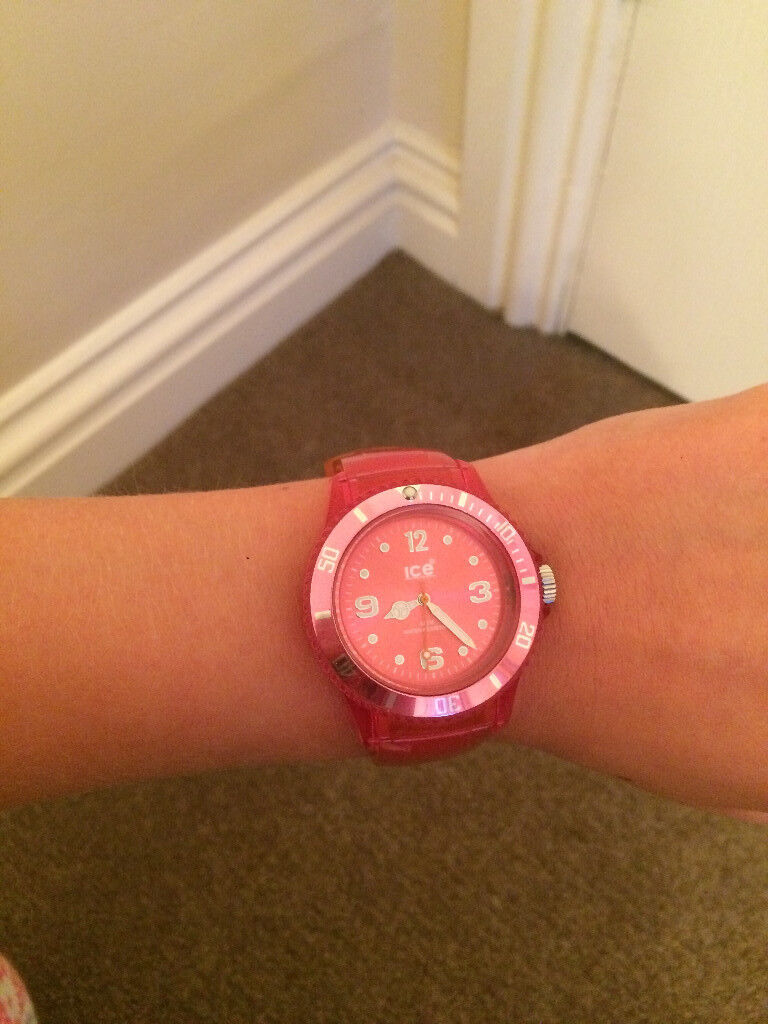 Ice Watch in Pink