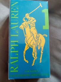 Brand New Ralph Lauren BIG PONY 1 Eau De Toilette 50ml Spray Ideal Xmas Present