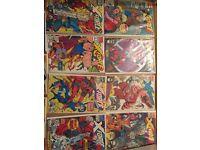 X force comics