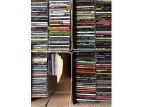 220 Punk/Hardcore music CDs job lot collection NOT VINYL