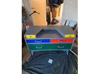 Funky dresser / drawers