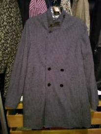 PAUL SMITH MENS COAT XL