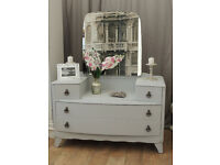 Shabby Chic Dressing Table by Eclectivo