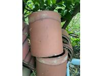 Reclaimed chimney pots (ideal for planters)