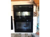 Integrated Neff double oven