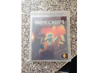PS3 minecraft game