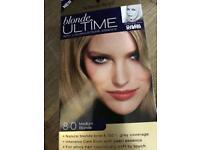 Hair dye 4 boxes