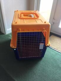 Airline approved pet Cage
