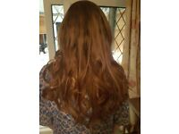 Hair Extensions In Bournemouth for £165. Pre bonded & Micro rings/weft. cold & hot fusion methods