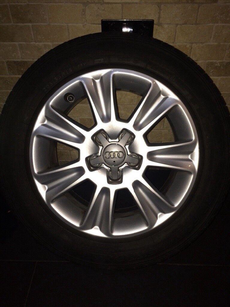 Audi A1 alloys