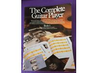 The Complete Guitar Player Book 1 by Russ Shipton
