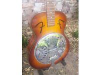 Fender FR-50 Resonator acoustic guitar