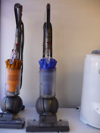 Dyson DC 41 Upright Vacuum Cleaner - Blue