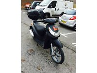FOR SALE PEUGEOT LOOXOR 100cc £550 QUICK SALE