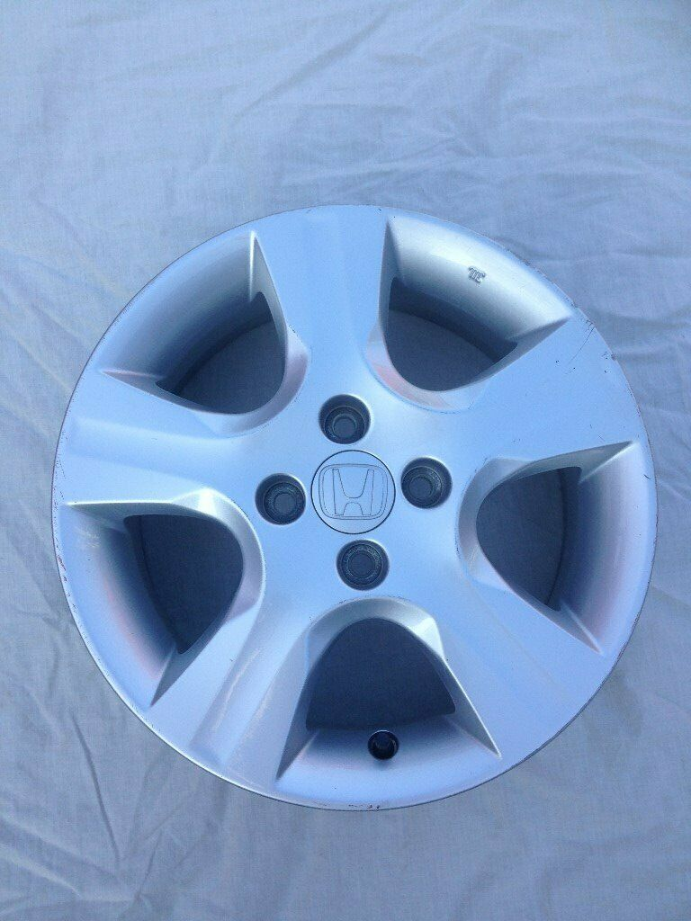 Honda Jazz Alloy Wheel 2009 In Ince Manchester Gumtree
