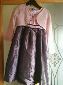 Purple and pink outfit aged 1 1/2 to 2 years