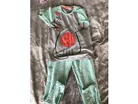 Girls summer clothes bundle age 7/8 Next M&S