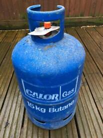 Calor Gas 15kg Butane Bottle