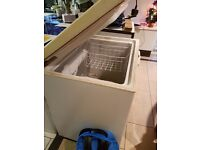Chest freezer 80cm by 64 cm approx