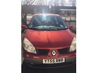 Selling My Renault Scenic 7 Seater