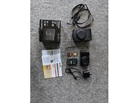 Panasonic Lumix TZ100 digital camera package