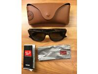 Genuine rayban sunglasses polarised