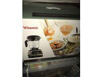Vitamix Professional series 750 stainless steel
