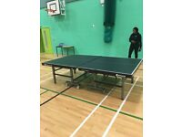 Table tennis table - competition standard