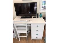 White Pine Desk and Chair