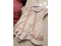 BNWOT Baby girls pretty originals outfit