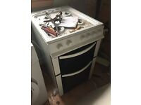Logik gas hob and oven - old but works perfectly
