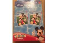 Micky mouse arm bands