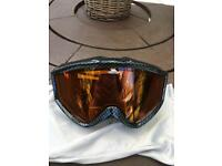 """Trespass"" tinted ski goggles - excellent condition"