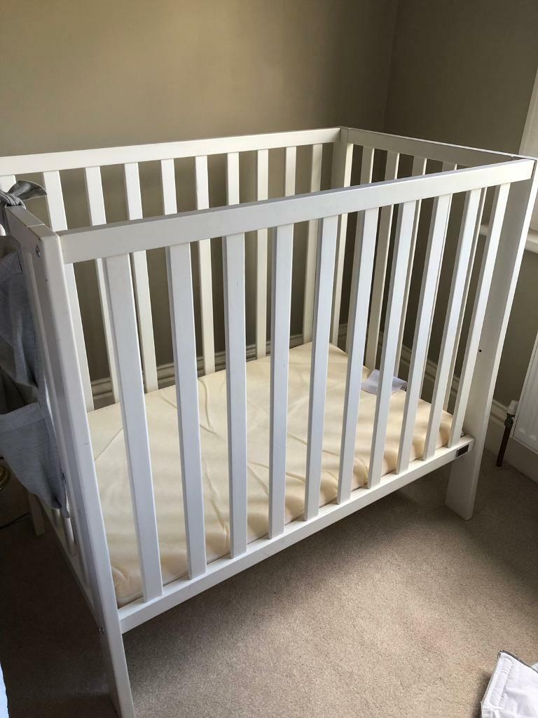 best cheap cf646 8342f Mamas and Papas Petite Cot and Mattress | in Woking, Surrey | Gumtree