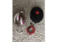 Beats by dr. Dre pink solo HD