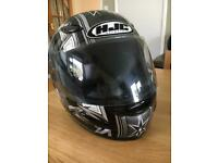 Ladies HJC Motorcycle Helmet