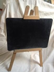 Childs Blackboard and easel