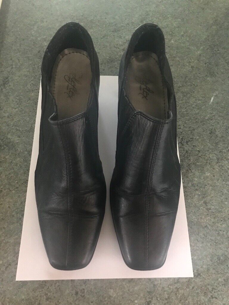 f468a88e Ladies size 8 black ankle boots from Matalan | in Newquay, Cornwall ...