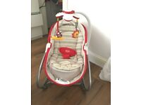 Tiny love 3-in-1 rocker chair