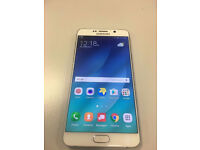 SAMSUNG NOTE 5 32GB UNLOCKED WITH RECEIPT AND WARRANTY