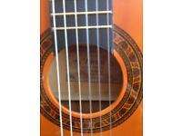 guitar half size valencia