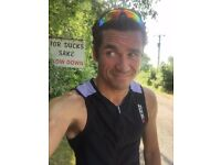 Active Triathlete looking for a 2-bed flat to rent in Tunbridge Wells to enjoy the Garden Of England