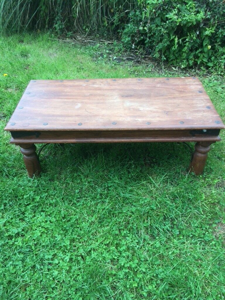 Coffee table £40