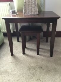 Mahogany Nest of Tables or Lamp Tables