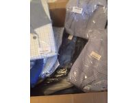 Wholesale Joblot of mixed Ladies and Mens Workwear.