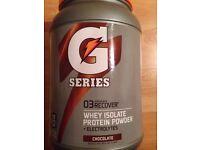 Whey Protein Isolate Gatorade