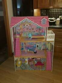 ELC Barbie size dolls house
